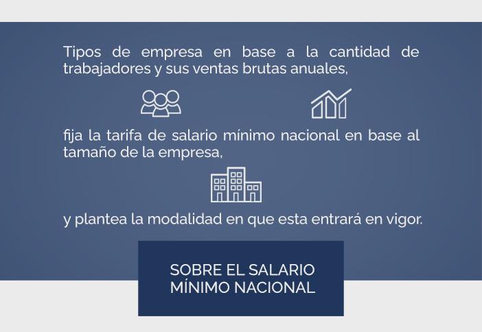 Resolución No. 01/2021 Sobre Salario Mínimo para los Trabajadores del Sector Privado No Sectorizado